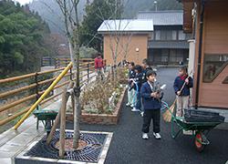美川小学校 緑の少年団